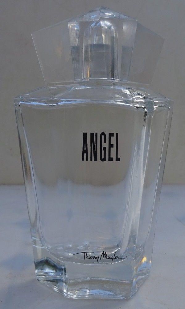 FLACON PARFUM VIDE 50 ml  ANGEL   de T. Mugler 6 Mondragon (84)