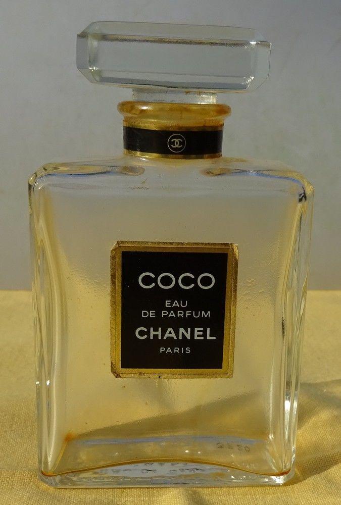 FLACON DE PARFUM VIDE   COCO   - CHANEL 8 Mondragon (84)