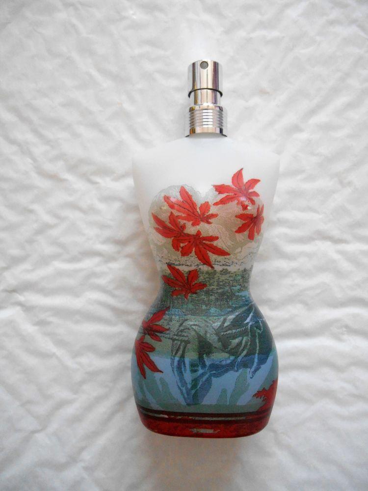 Flacon de parfum VIDE 100ml Eau d'été JP Gaultier  10 Villejuif (94)