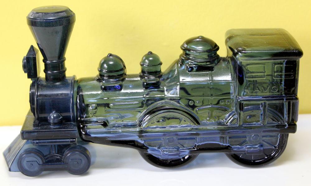 Flacon parfum vintage AVON locomotive 20 Issy-les-Moulineaux (92)