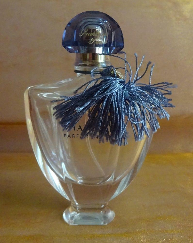 Flacon vapo. vide  SHALIMAR PARFUM  INITIAL   60 ml          6 Mondragon (84)