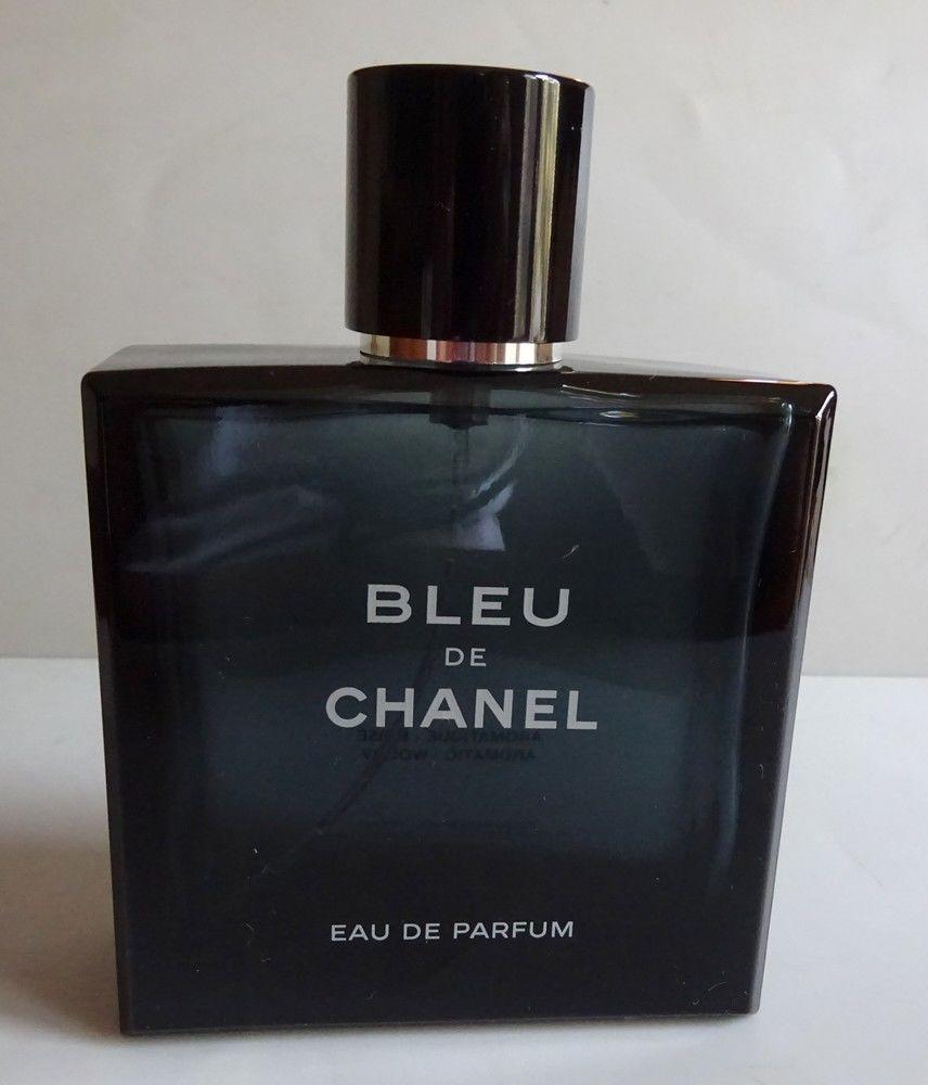 Flacon vide EAU DE PARFUM  BLEU DE CHANEL   6 Mondragon (84)