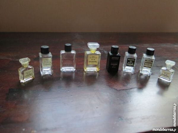 FLacons miniatures parfums 4 Neuilly-sur-Seine (92)