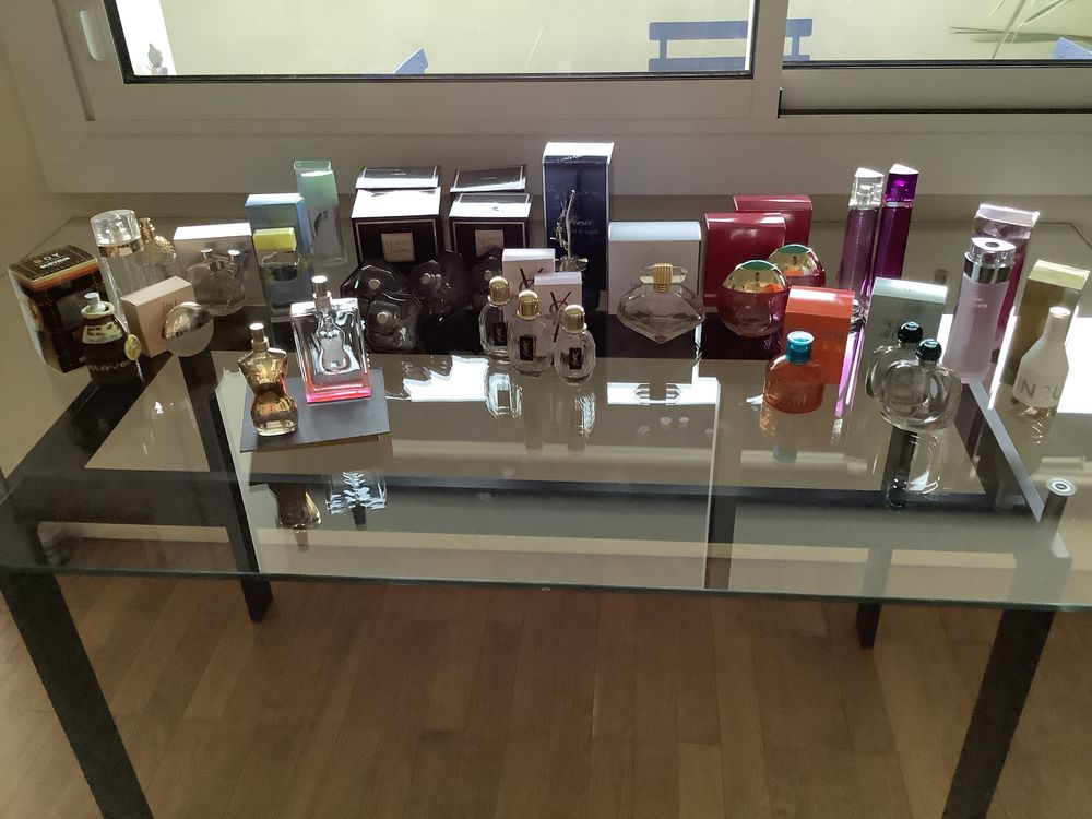 Flacons de parfum vides de grandes marques 29 Lyon 3 (69)