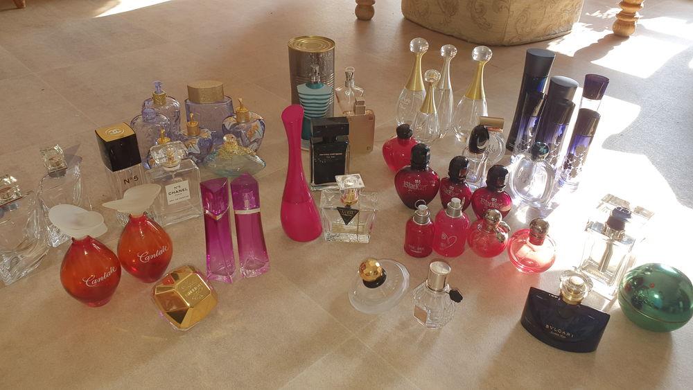 50 flacons de parfums vide  15 Saint-Jean-de-la-Ruelle (45)