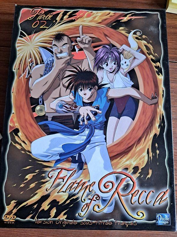 DVD Flame Of Recca 5 La Ferté-Loupière (89)