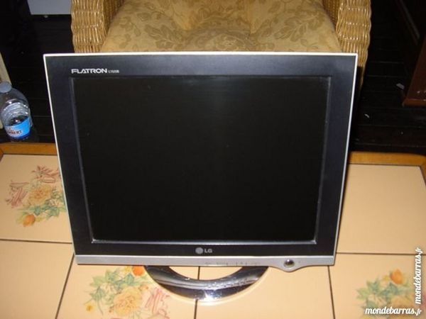 LG L226WTQ 22 Widescreen TFT Monitor