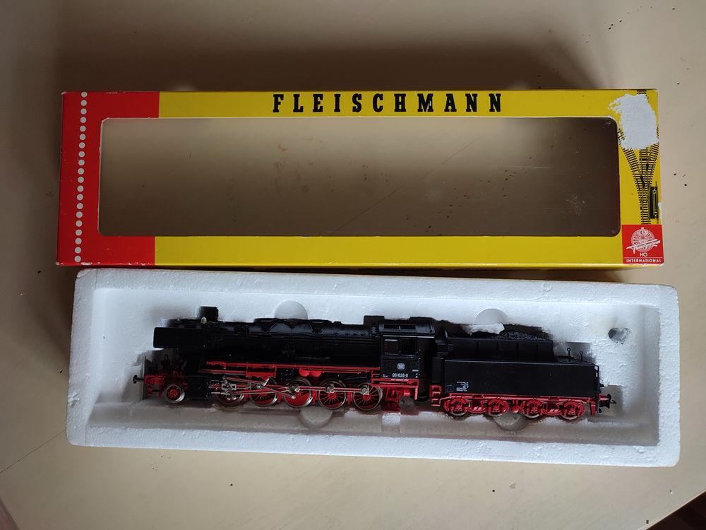 Fleischmann 4177 loco vapeur HO, digital et analogique 180 Cormeilles-en-Parisis (95)