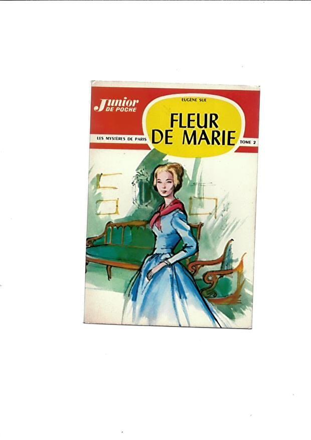 Fleur De Marie - Les Mysteres De Paris Tome 2 n°9 de 1963 2 Saint-Jean-d'Angély (17)