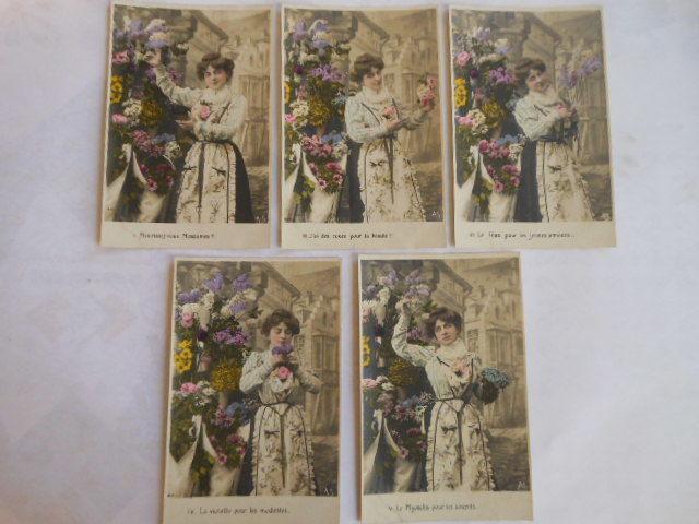 CPA Fleurissez-vous mesdames 88pa90 9 Grézieu-la-Varenne (69)
