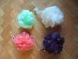 Fleurs de bain différentes couleurs (25)