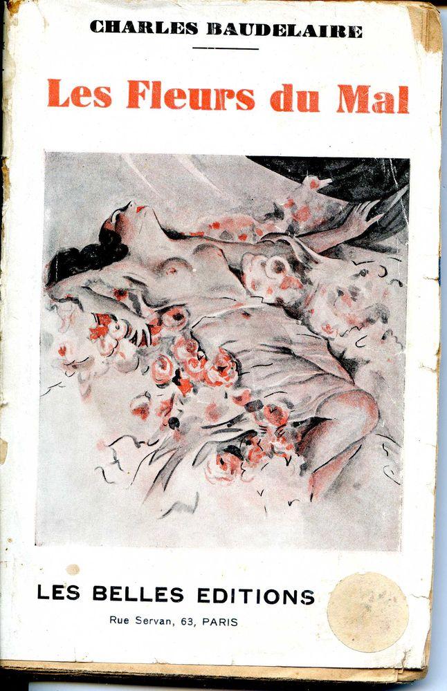 Les fleurs du mal - Baudelaire, Livres et BD