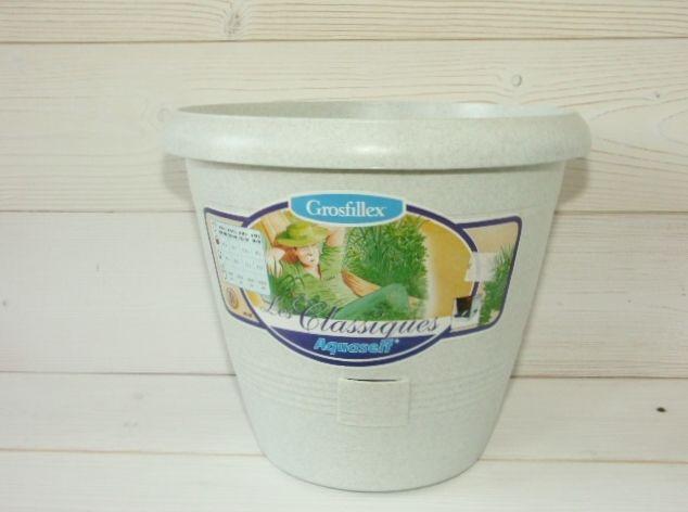 Pot de fleurs à réserve d'eau Ø26 Grosfillex - NEUF 8 Mérignac (33)