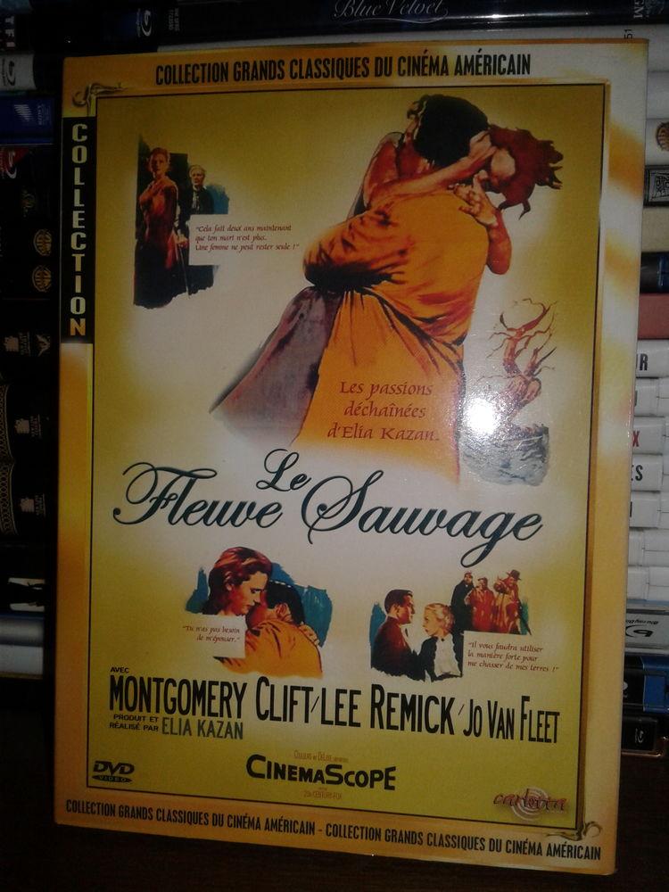 Le Fleuve Sauvage (Elia KAZAN Montgomery CLIFT) DVD 10 Paris 15 (75)