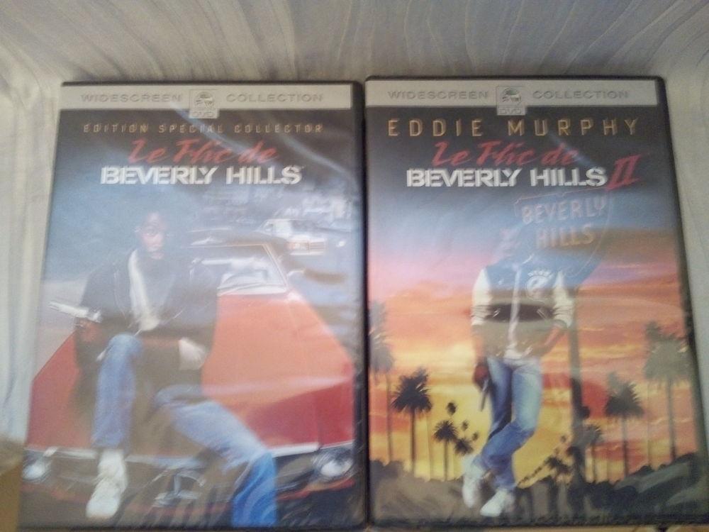 DVD Le Flic de Beverly Hills 12 12 Savigny-sur-Orge (91)