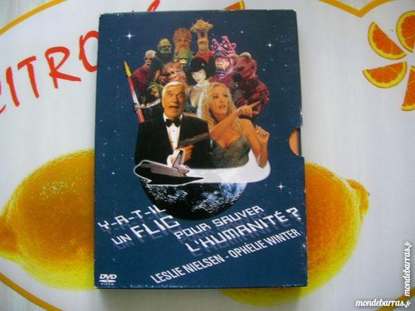 DVD Y-A-T-IL UN FLIC POUR SAUVER?/FOLLE D'ELLE 7 Nantes (44)