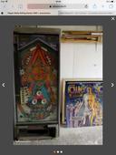 Flipper /jeux de bar  0 Liancourt (60)