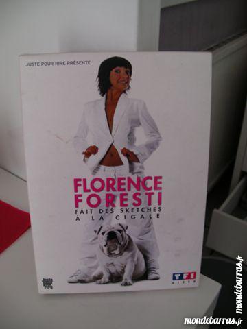 DVD Florence FORESTI, DIIAMANT DU NIL 4 Saint-Étienne (42)