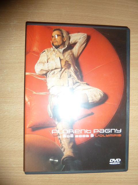 DVD Florent Pagny 5 Vénissieux (69)