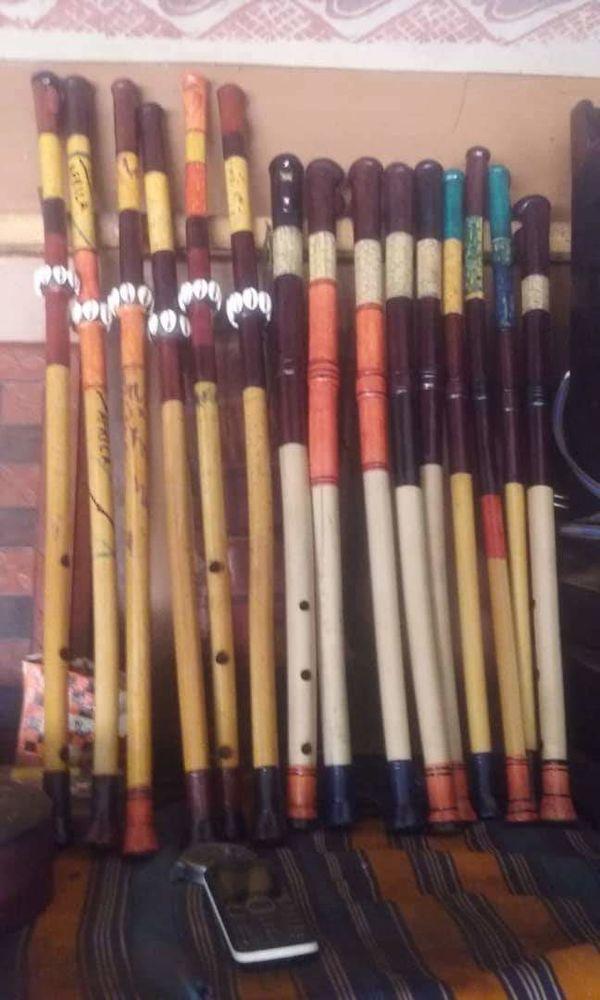 Flûte  africain  100 Montpellier (34)