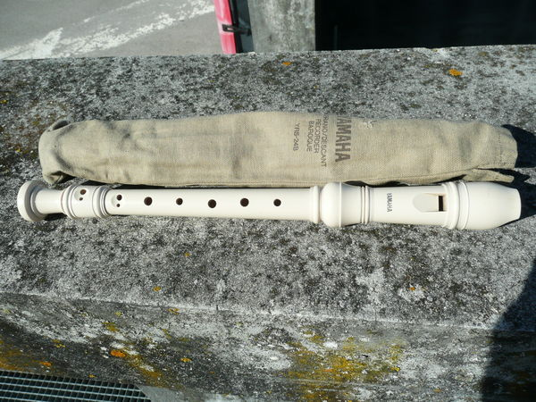 Flûte neuve Yamaha YRS-24B 10 Le Bouscat (33)