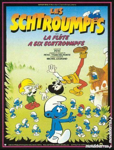Dvd: La Flûte à six Schtroumpfs (562) 6 Saint-Quentin (02)
