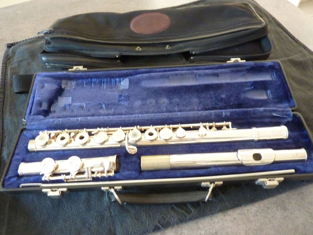 Flûte traversière d'étude 0 Smarves (86)