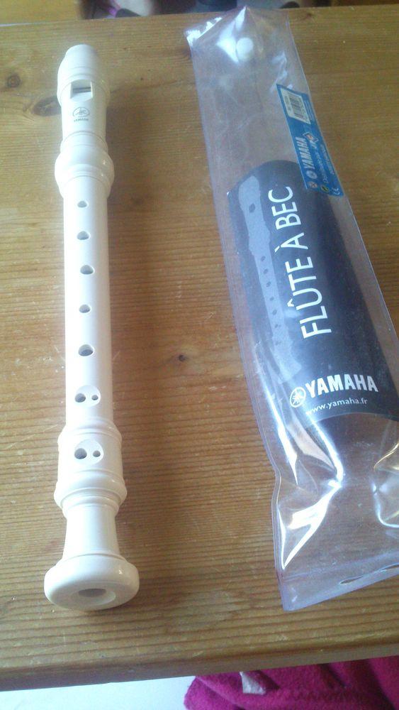 Flûte à bec YAMAHA blanche 20 Olivet (45)