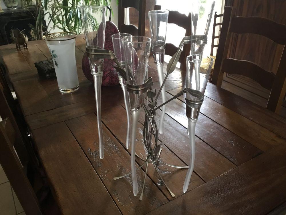 Flûtes à champagne avec support 0 Capendu (11)