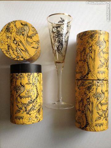 2 flutes à champagne 15 Nanterre (92)