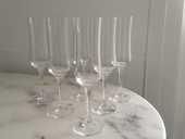 Flûtes à champagne 15 Tassin-la-Demi-Lune (69)