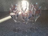 LOT 6 FLUTES A CHAMPAGNE  6 Bonson (42)