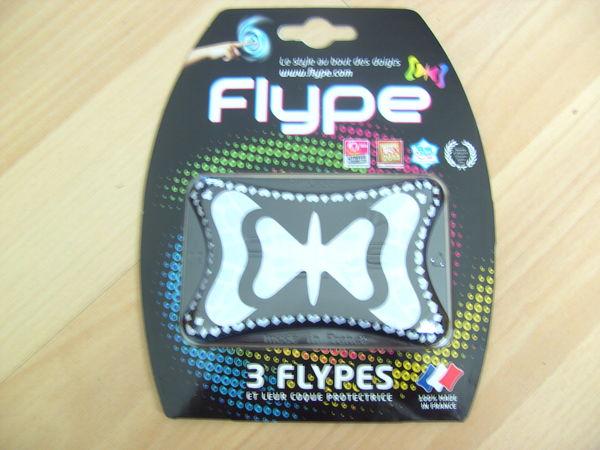 3 Flypes et leur coque protectrice (Neufs) 5 Ardoix (07)