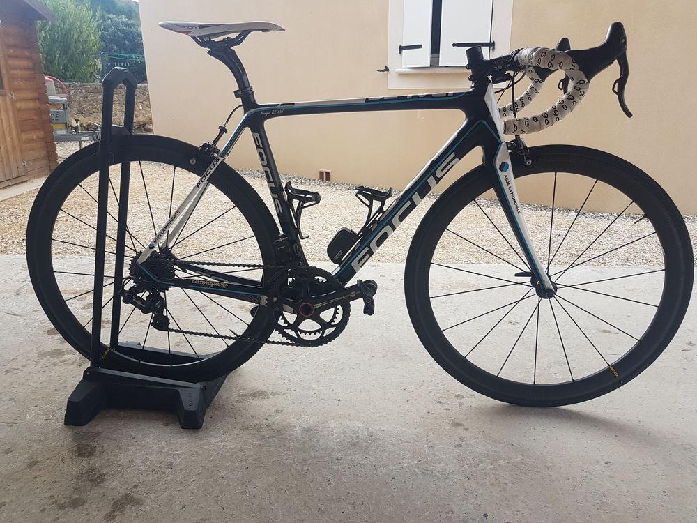 Focus IZALCO Team AG2R La Mondiale 1900 Saint-Laurent-la-Vernède (30)