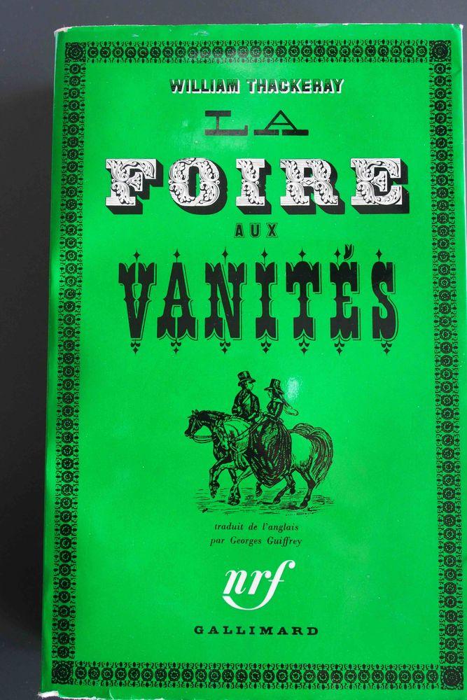 la foire aux vanités - William Thackeray, 15 Rennes (35)