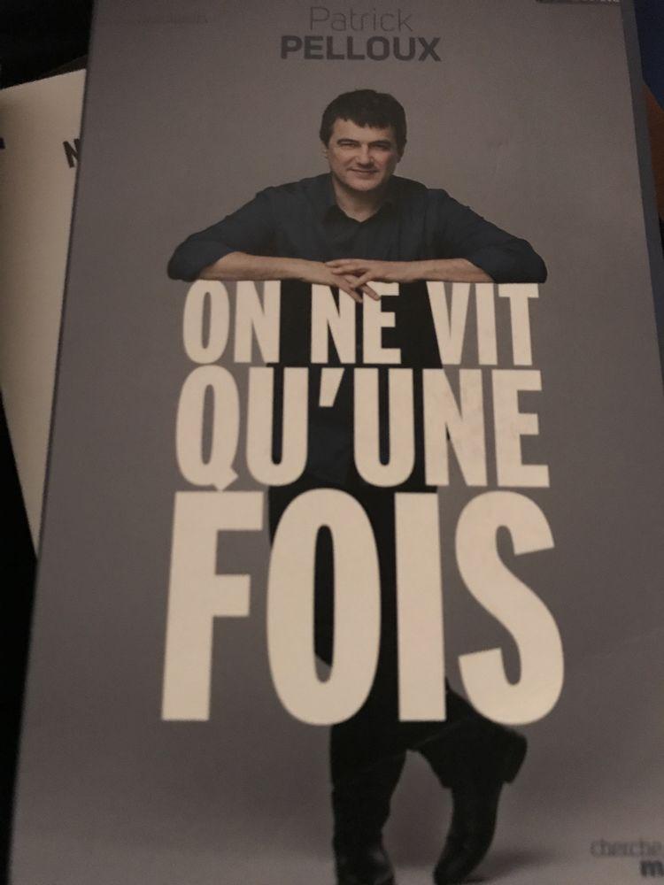 ON NE VIT QU UN FOIS par P. PELLOUX Livres et BD