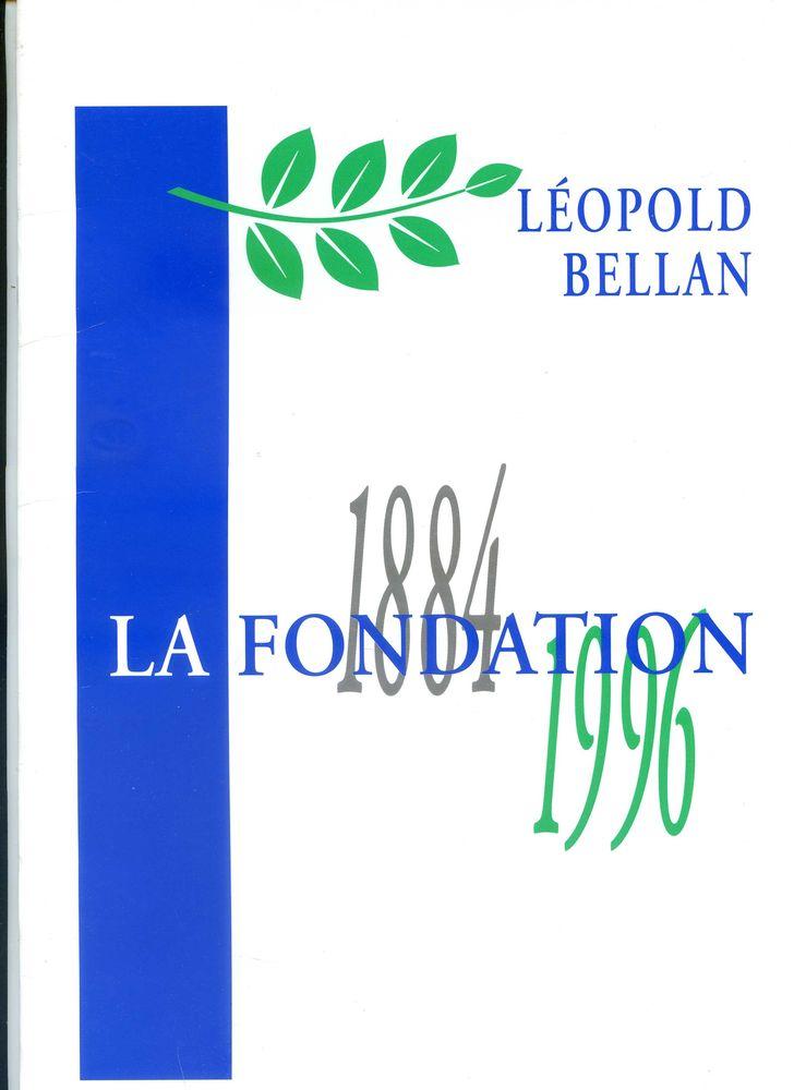 La fondation Léopold Bellan 1884 1996, 3 Rennes (35)