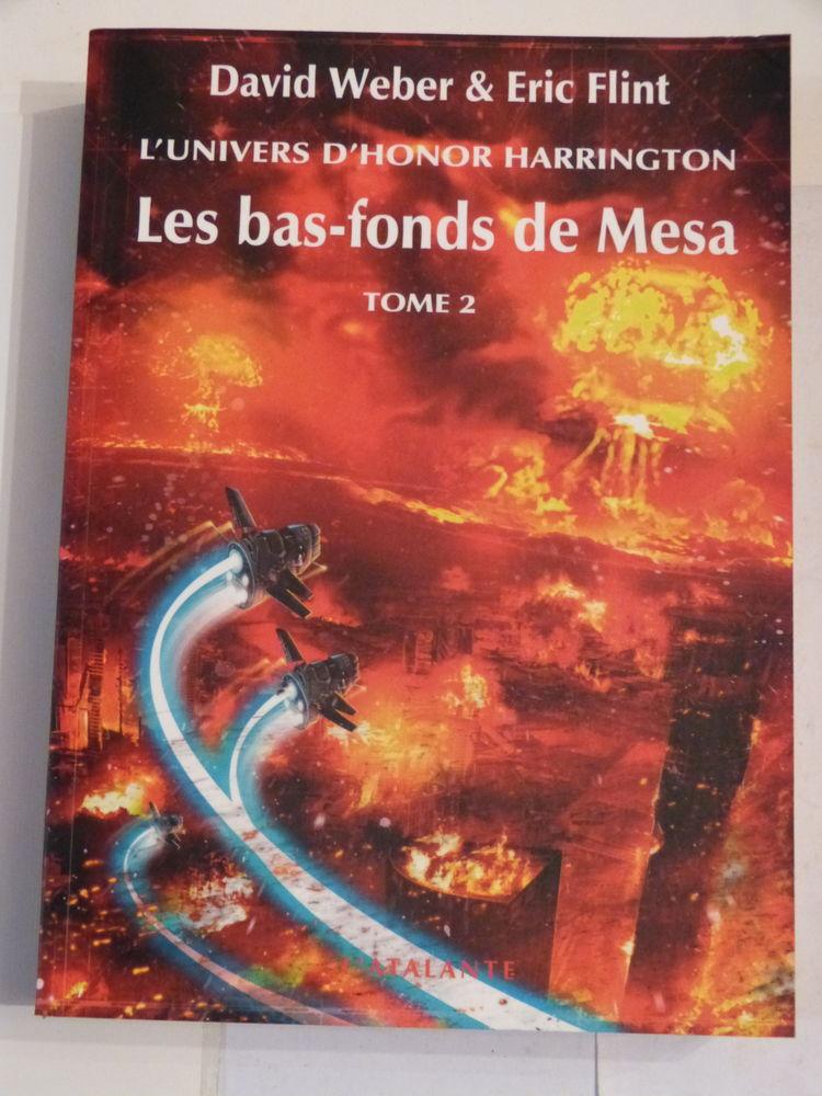LES BAS FONDS DE MESA  tome 2  HONOR HARRINGTON 15 Brest (29)