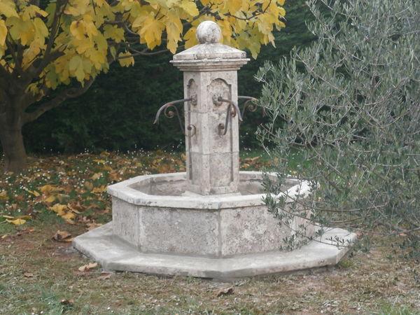 Achetez fontaine centrale quasi neuf, annonce vente à Carnoules (83 ...