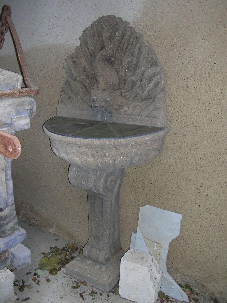 fontaine décorative de jardin 250 Saint-Vincent-d'Olargues (34)