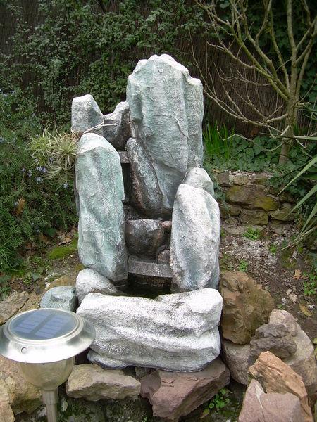 Achetez fontaine de jardin occasion annonce vente saint - Pompe fontaine jardin ...