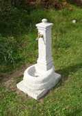 Fontaine en pierre granit neuve 320 Annecy (74)