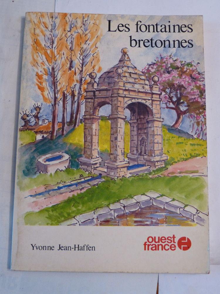 LES FONTAINES BRETONNES par YVONNE JEAN HAFFEN Livres et BD