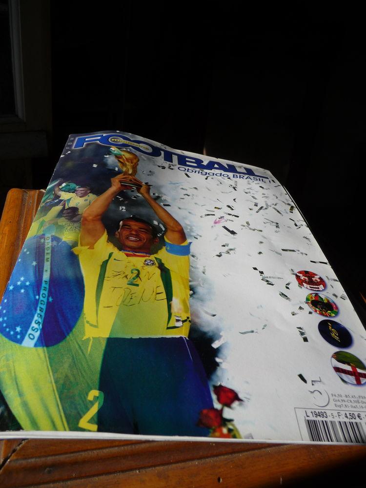 Football Magazine 3 Saint-Quentin-sur-Nohain (58)