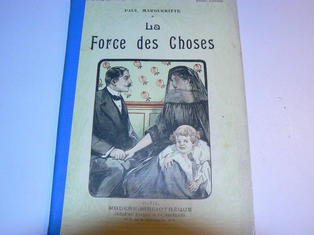 LA FORCE DES CHOSES DE PAUL MARGUERITTE 7 Combs-la-Ville (77)