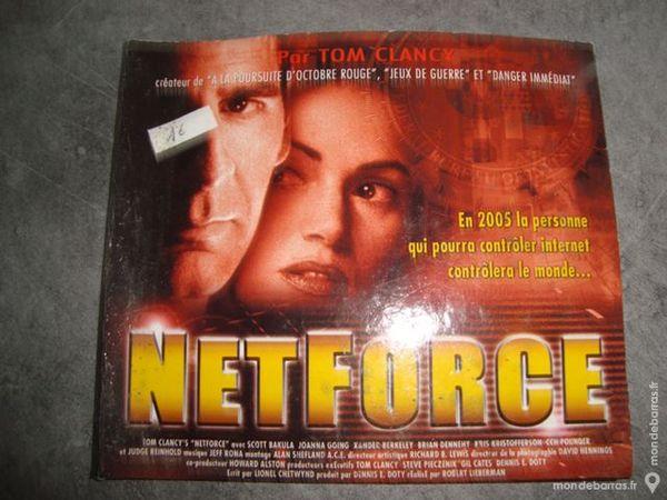 DVD Net force 1 La Verdière (83)