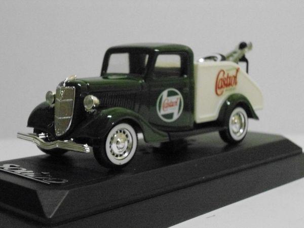 Ford V8 dépanneuse Castrol 1936 22 Follainville-Dennemont (78)