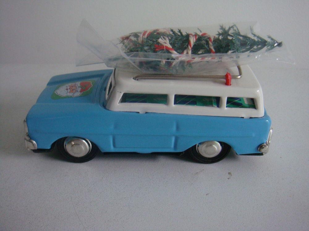 Ford Fairlaine à friction - jouet en tôle fin des années 70 15 Douai (59)