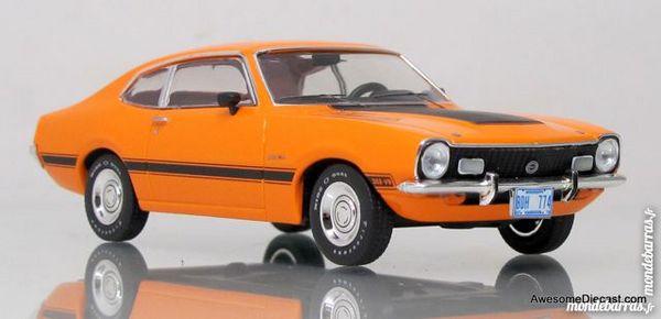 Ford Maverick 1974 orange 1/43 PremiumX Neuf boite 30 Guînes (62)