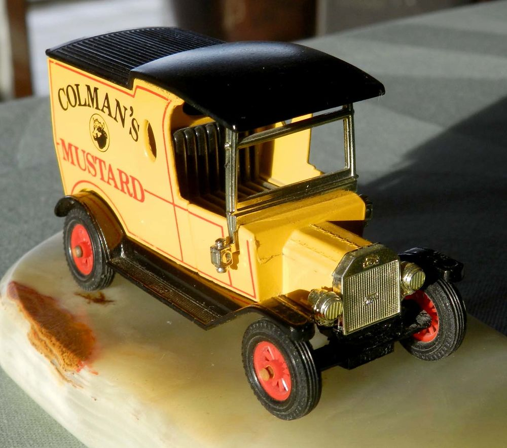 FORD Modèle T Colman's Mustard (1912) 5 Bailly (78)